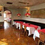 レストラン クララ - レストランクララ(ホテルハイジ内)