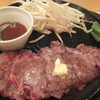 ステーキ つかさ - 料理写真:サービスステーキサーロイン