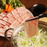 ■□■□ 銘柄豚2酢食べ比べ!120分食べ放題セット ■□■□