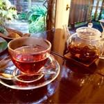 モアノ - 4時のお茶 500円