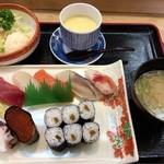 やま六鮨 - 料理写真: