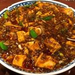 59270634 - 麻婆豆腐 ¥1200                       辛い物好きな方には堪らんでしょうね(^o^)