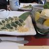 抹茶さろん ひとこと - 料理写真:ひとことセット 抹茶わらび餅とミニパフェ