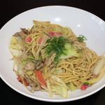 華らーめん - 料理写真:皿うどん