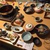 銀婚湯 - 料理写真:夕食は個室