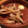 鮮魚と網焼き 胡座 - 料理写真:エイヒレ