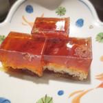 野田岩 - 煮こごり
