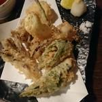 59285491 - 野菜の天ぷら