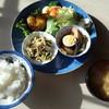 コーヒー&スナック 藍 - 料理写真:ランチ・800円