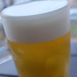 生ビールが税込ピッタリ400円!!!