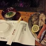 炭焼き 炙屋 - 料理写真: