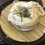 製麺七や - 料理写真:ざるうどん(*´д`*)270円