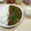 牛すじカレー専門店 うまぶち - 料理写真:「牛すじカレー+コールスローサラダ」650円(ランチタイムサービス)