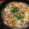 讃兵衛 - 料理写真:豚肉うどん