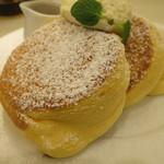 幸せのパンケーキ - 幸せのパンケーキアップ