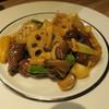 中国料理 麟 - 料理写真:牛肉のXO醬炒め(小980円)
