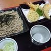 讃岐庵 - 料理写真:上天ざるそば