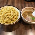 つけめん 恵那く - つけ麺 中盛780円(税込)