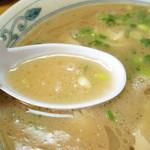 幸陽閣 - 2016年11月 スープ
