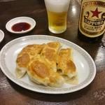 萬福 - 餃子と瓶ビール