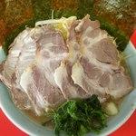 心家 - 料理写真:ネギ・チャーシュー麺