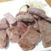 炭火焼ステーキ 但馬 - 料理写真:ヒレロース
