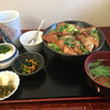 喜代 - 料理写真:まぐろステーキ丼