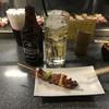 かしら屋 - 料理写真:ホッピーセット360円と自動配膳かしら