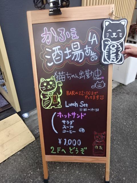 かふぇ酒場 ときどき猫LA