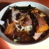 味の大西 - 料理写真:チャーシューメン950円