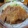 とんかつ ひやま - 料理写真:ロースカツ大セット。