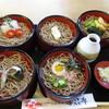 楽花亭 - 料理写真:すずいろ宝楽そば ¥1,296