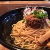 魚骨ラーメン 鈴木さん - 料理写真:秋刀魚混ぜそば