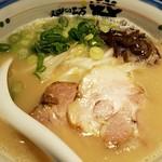 麺の坊 砦 - 砦らぁめん 2016.11