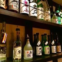 和食 イワカムツカリ - 粕取り焼酎各種