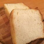 イルバンボリーノ - ランチのパン