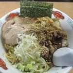 らーめん 萬亀 - 料理写真:油そば 味噌