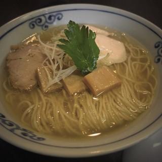 桜木製麺所 - 料理写真:塩中華そば