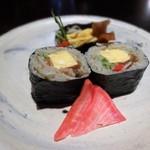 蕎麦ひら井 - 蕎麦寿司