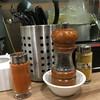 ラー麺 陽はまた昇る - 料理写真:唐揚げ用のパウダー