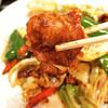 垂水飯店 - 料理写真:回鍋肉美味いわ! d(^_^o)