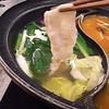 しゃぶ葉 - 料理写真:野菜いっぱいしゃぶしゃぶ