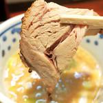 つけ麺みさわ - チャーシュー (*´艸`)