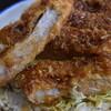 美和食堂 - 料理写真:カツの断面