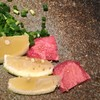 よっかわ - 料理写真:厚切り塩タン