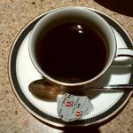 神戸ビーフダイニング モーリヤ - ホットコーヒー