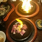 300 B ONE - 松坂牛のステーキ