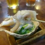 貝つぼ焼 大谷 - 貝もお出汁もンマー!