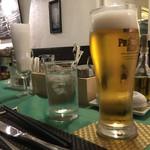 グランブルー - 生ビール