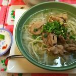 ニャーヴェトナム - 牛肉のフォー